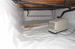 dry basement foundation solutions crawl space repair
