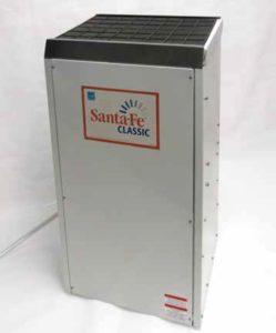 Santa Fe Classic dehumidifier from Dry Basement Foundation Solutions