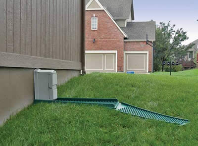 Yard Drainage Solutions | Dry Basement®